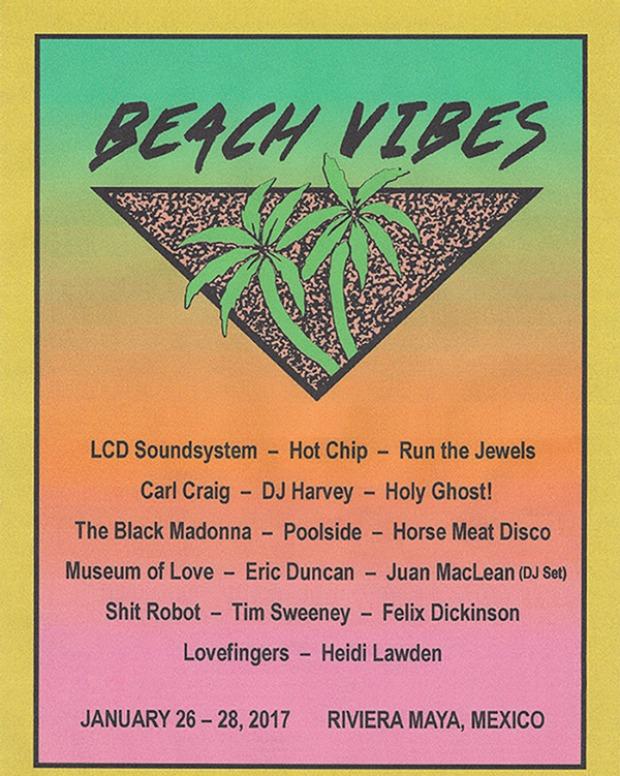Beach Vibes Festival