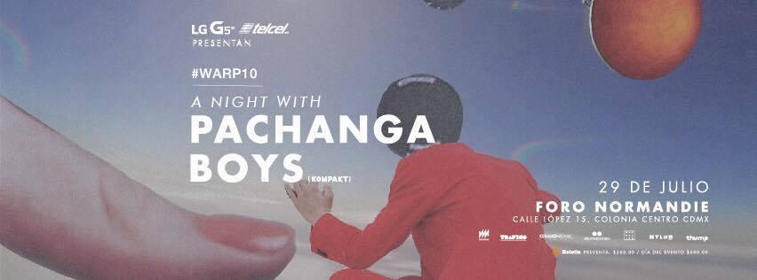 Pachanga Boys México 2016