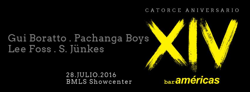 Pachanga Boys Guadalajara 2016
