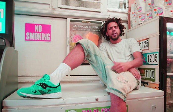 J. Cole lanza dos canciones y anuncia nuevo álbum - DJ Concept ...