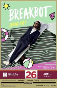 Breakbot Mexico 2017
