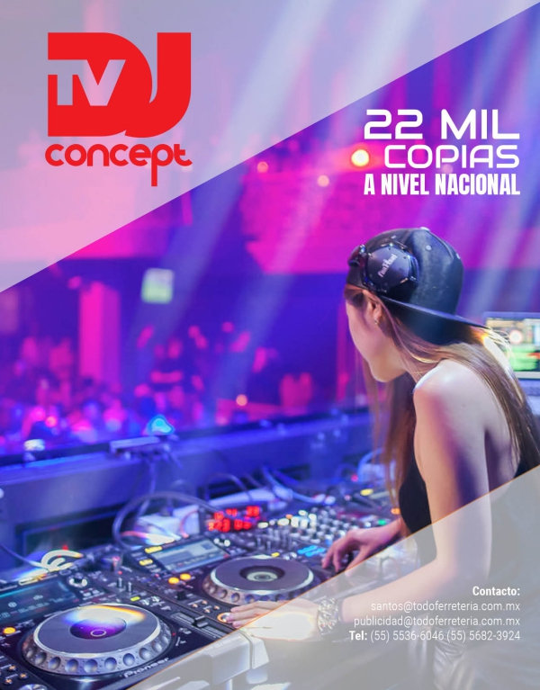 PRESENTACION DJ CONCEPT 2018